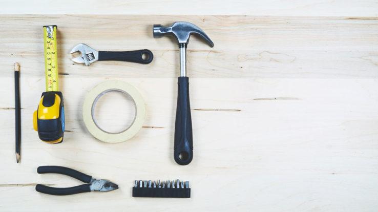 construction tool set