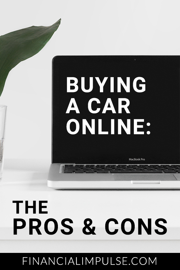 Buying a Car Online: The Pros and Cons of Online Car Sales