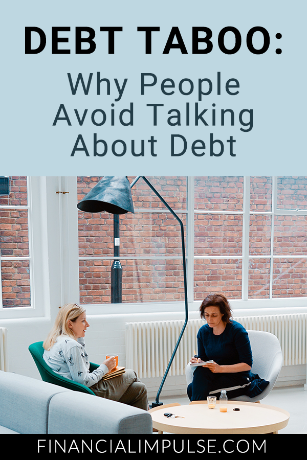Why People Don't Talk About Debt