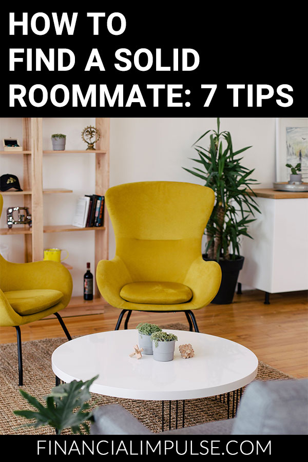 How to Find a Solid Roommate: 7 Tips