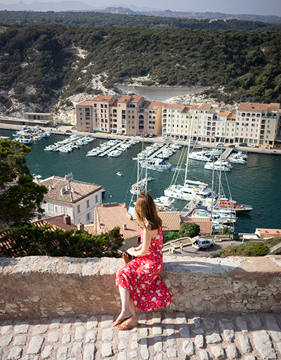 Sara Trezzi, creator of lifestyle blog Gathering Dreams